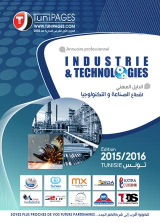 Annuaire Industrie & Technologies 2015 / 2016
